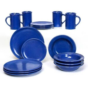 Coupe Dinnerware Sets for Four