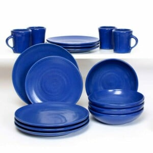 Craftline Dinnerware Sets for Four