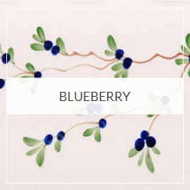 Blueberry Pottery Collection