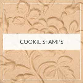 Cookie Stamp Pottery Collection