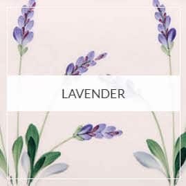 Lavender Pottery Collection