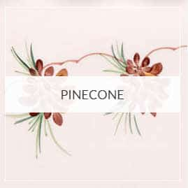 Pinecone Pottery Collection