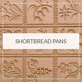 Shortbread Pan Pottery Collection