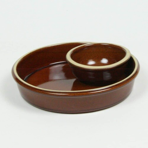Copper Clay BROOKLINE Nacho Set